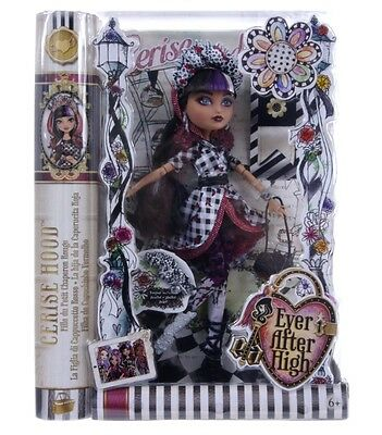 New Official Monster High Cerise Hood Ever After High Set