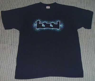 VTG 2001 Authentic TOOL Lateralus NERVE ENDING Tour Shirt ©Anvil M/Med LICENSED