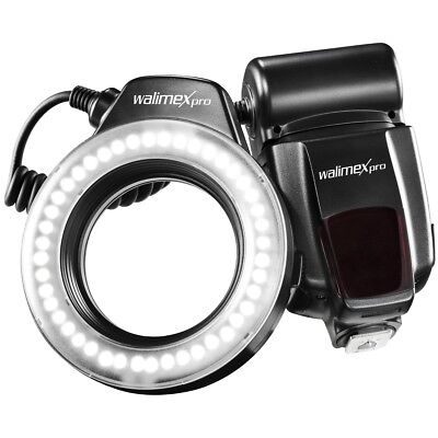 Lampe circulaire walimex pro macro LED