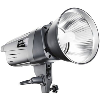 walimex pro VE-300 Excellence flash studio
