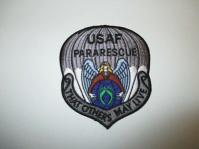 b7657 Vietnam US Air Force USAF ParaRescue That Others May Live IR22A