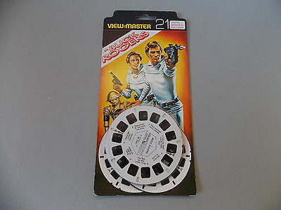 View- Master Buck Rogers 1980 Still Sealed Never Been Opened