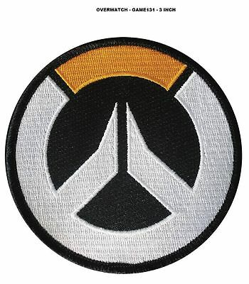 Overwatch 3 Inch Patch - Game131