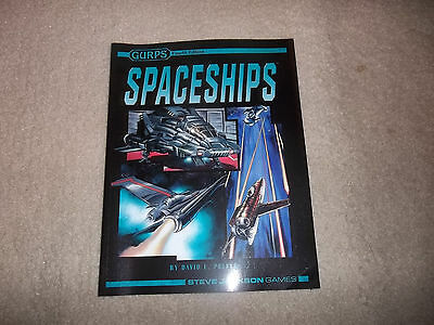 Gurps 4th Edition Spaceships