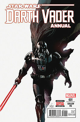 DARTH VADER ANNUAL #1, New, First Printing, Marvel Comics (2015)