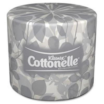 Kimberly-Clark Professional Kleenex Cottonelle 2 ply Bath Tissue, 20 Per Carton