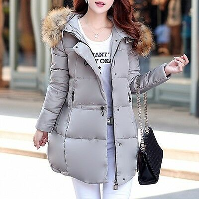 Newly Maternity Coat Stylish Irregular Hem Winter Outerwear Pregnant Women Cloak