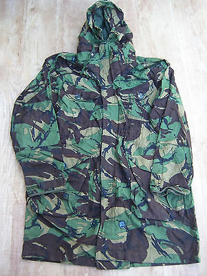 British Army issued Cold Weather DPM Parka - Falklands campaign