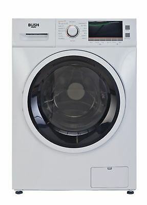 Bush WDNSX86W Free Standing 8/6KG 1400 Spin Washer Dryer - White. From Argos