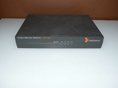 Astaro Security Gateway ASG 110/120 rev. 3 Firewall Router