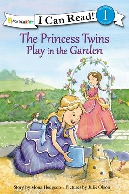 PRINCESS TWINS GARDEN SC I CAN READ (I Can Read! / Princess Twins...