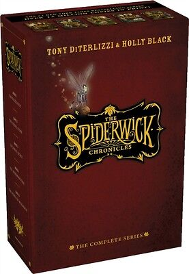 The Spiderwick Chronicles: The Complete Series Slipcase: The Field Guide; The S.
