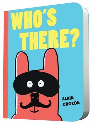 Who's There? (Write Now Read Later and Treas) (Hardcover), Crozon. 9781452140148