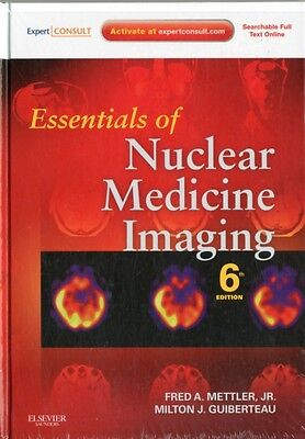 Essentials of Nuclear Medicine Imaging: Expert Consult - Online and Print, 6e (.