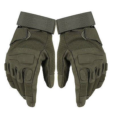 Full Fingers Military Tactical Gloves Anti Skid For Hunting Cycling Motorcycle
