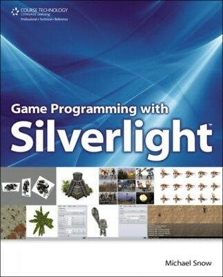 Game Programming with Silverlight (Paperback), Snow, Michael, 9781598639063