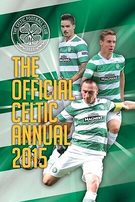 Official Celtic FC 2015 Annual (Annuals) (Hardcover), Grange Comm. 9781908925633
