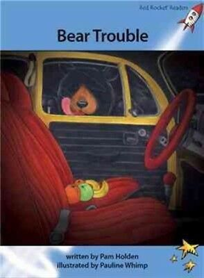 Bear Trouble (Paperback), Holden, Pam, 9781927197455