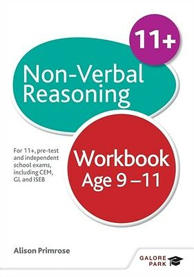 Non-Verbal Reasoning Workbook Age 9-11: For 11+, pre-test and independent schoo.