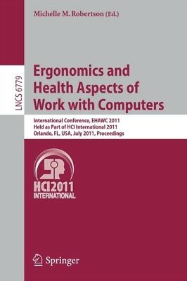 Ergonomics and Health Aspects of Work with Computers: Internation...