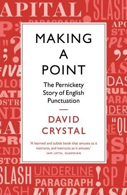 MAKING A POINT, Crystal, David, 9781781253519