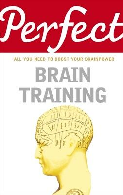 Perfect Brain Training (Paperback), Carter, Philip J., 9781847947727