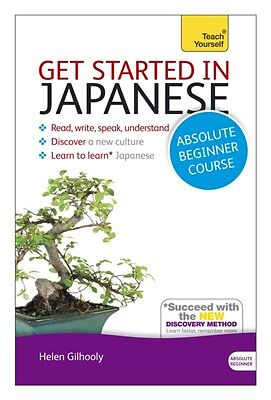 Get Started in Japanese Absolute Beginner Course: (Book and audio support) The .