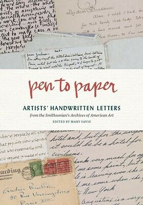 Pen to Paper (Hardcover), Savig, Mary, 9781616894627