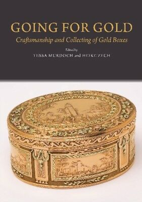 Going for Gold: Craftsmanship & Collecting of Gold Boxes (Hardco. 9781845194659