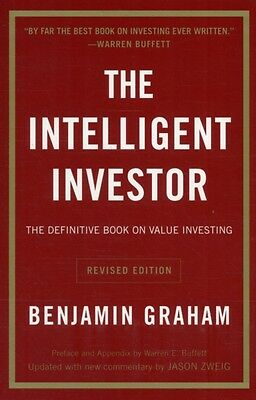 Intelligent Investor: The Definitive Book on Value Investing - A Book of Practi.