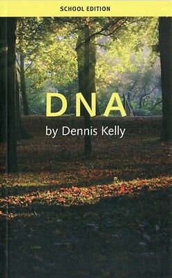 DNA (School Edition) (Paperback), Kelly, Dennis, 9781840029529