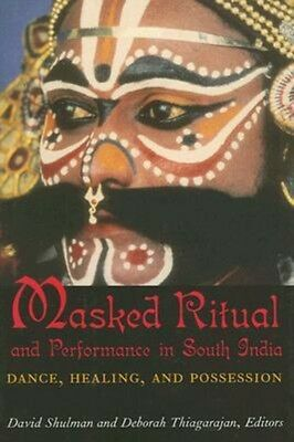 Masked Ritual Performance In South Ind, 9780891480884