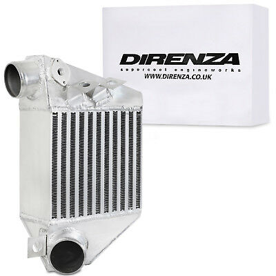 Direnza Aluminium Side Mount Intercooler Smic For Vw Golf Jetta Mk4 Iv 1.8 Turbo