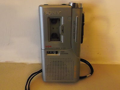 Sony M-530V - Microcassette Voice Recorder - Dictaphone