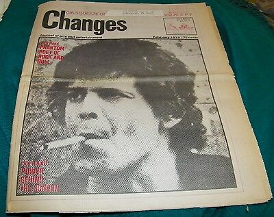 Lou Reed  ~~~  Changes 1975