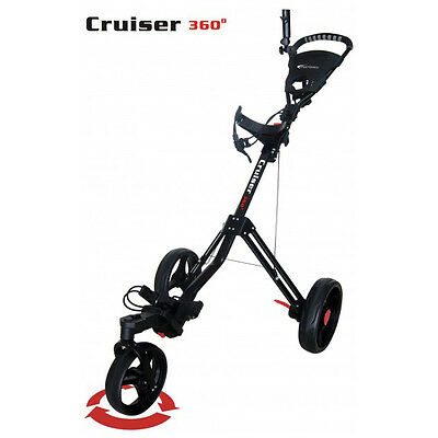 Cruiser 360º Deluxe 3-Wheel Golf Buggy