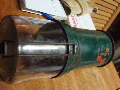 Vintage Nos Fuel Filter With Glass Bowl