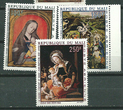 MALI Scott# C85/87 ** MNH Painting