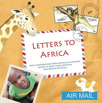 Letters to Africa (Paperback), UCLan, 9780956528315