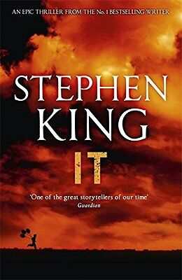 It, King, Stephen, Very Good condition, Book