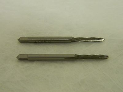 Cleveland Spiral Point Tap #4-40 2 Flute H2 HSS TiCN Coated Lot of 2 C55374