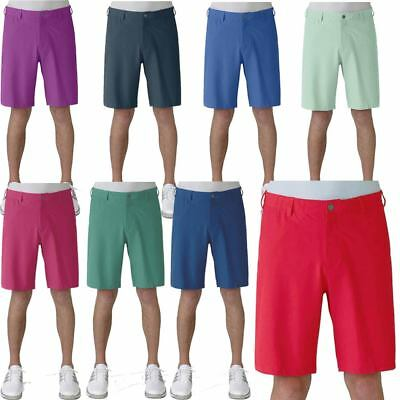 Adidas Ultimate Solid Golf Short-Previous Season Style–Multiple Colors/Sizes-New