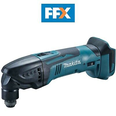 Makita DTM50Z 18v Li-ion Oscillating Multi Tool Bare Unit