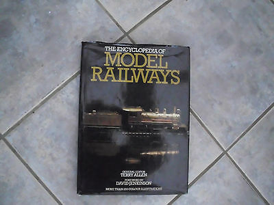 The Encyclopedia of Model Railways - Edited by Terry Allen