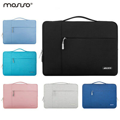 "Mosiso Laptop Bag for Macbook Air Pro 13 15 Briefcase Notebook 11"" 13.3"" 15.6"""