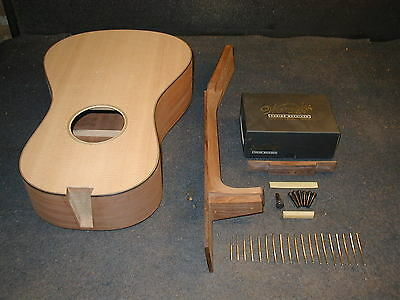 'Baby' Jolliffe (Ditson-based) Terz / Travel / Acoustic Guitar Kit for Luthier