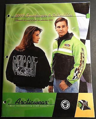 2000 Arctic Cat Accessories Clothing Collectibles Sales Brochure Catalog (706)