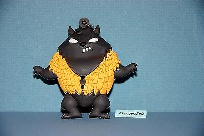 Nightmare Before Christmas Figural Keyring Series 2 3 Inch Wolfman