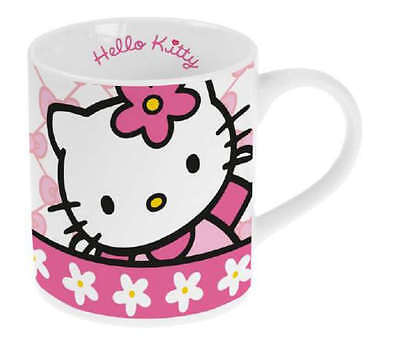 Hello Kitty Tasse Becher Gesicht Kitty (2)