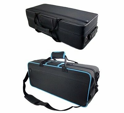TRUMPET CASE -  Black or Black with Blue Trim - Case ONLY -BRAND NEW